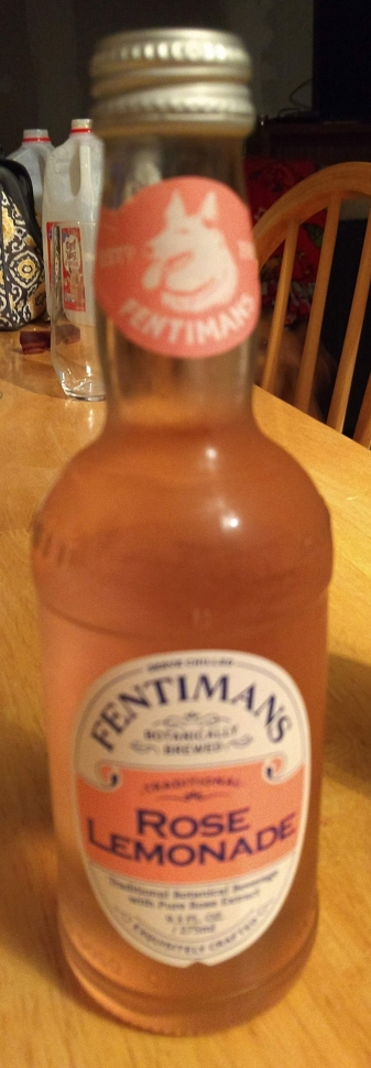 Fentiman's Rose Lemonade