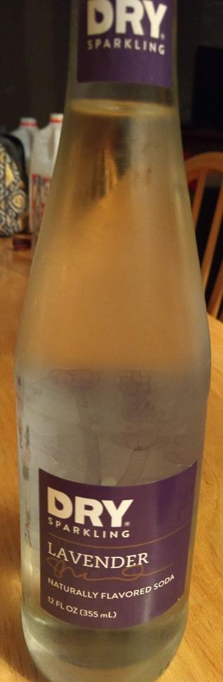 Dry Sparkling Lavender