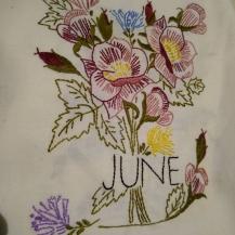 June - Rose