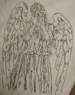 Weeping Angel #1